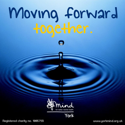 Moving forward together