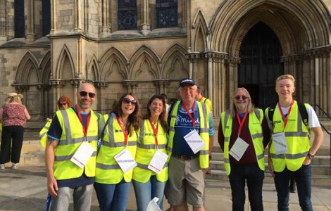 York 10k marshals
